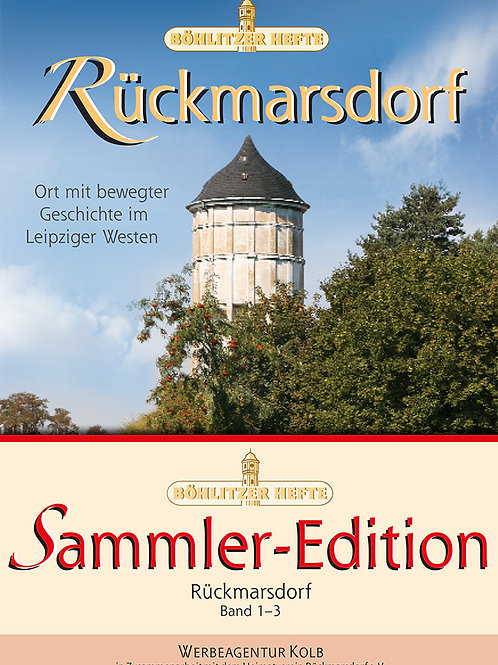 Rückmarsdorf - Sammler-Edition (Sammelband – 3 Bände)
