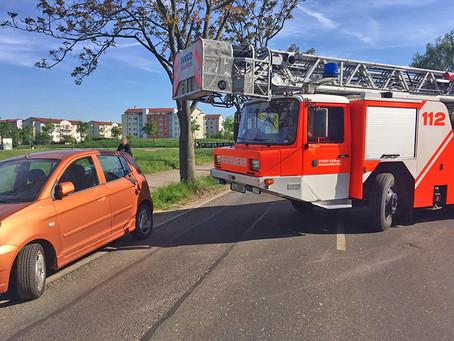 KFZ gefährden Einsatzfähigkeit der Feuerwehr