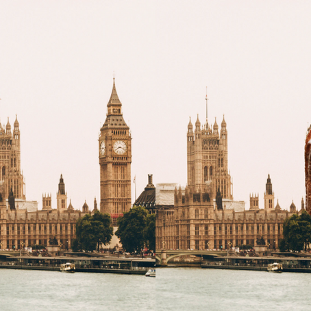 Famous buildings that were actually inspired by churros