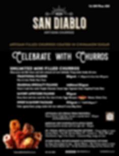 San Diablo Celebrations Catering Overvie