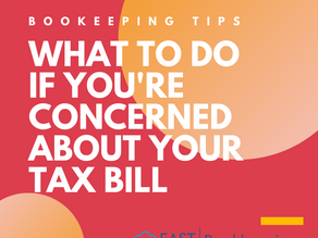 ATO – Concerned about your tax bill?