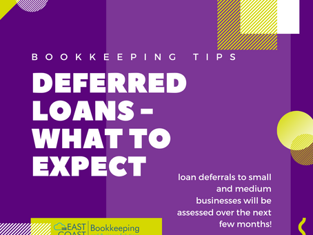 Update on Process for Deferred Loans