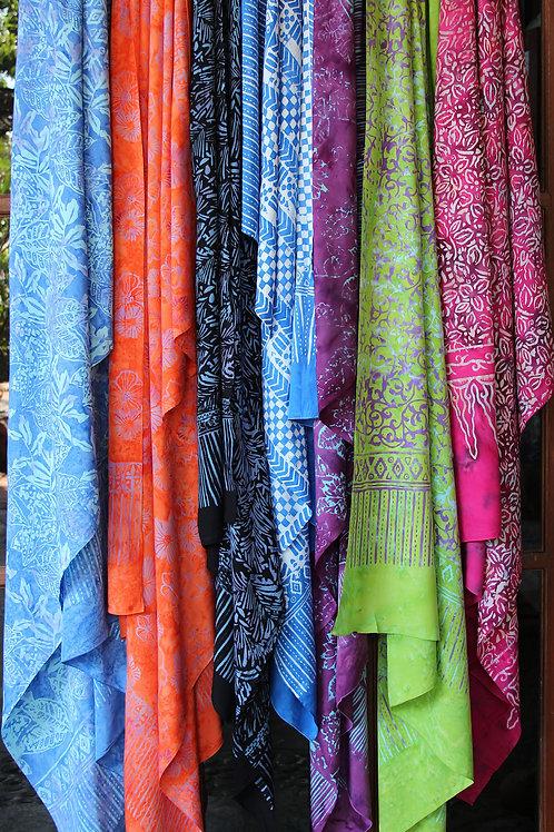 ผ้าผืนโพ้งริม ผ้าโสร่ง ผ้าเช็ดตัว ผ้าพันตัว