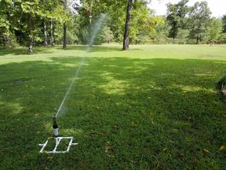 A DIY Lawn Sprinkler That Will Last