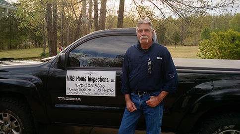 Mike Butts, Mountain Home Arkansas, Home Inspectior