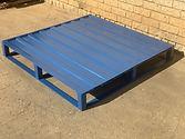 Steel Pallet 1200 x 1200- 4 way entry