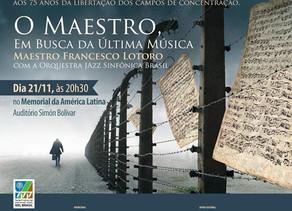 Dalla Puglia al mondo: Francesco Lotoro in tournée internazionale con la musica dei lager