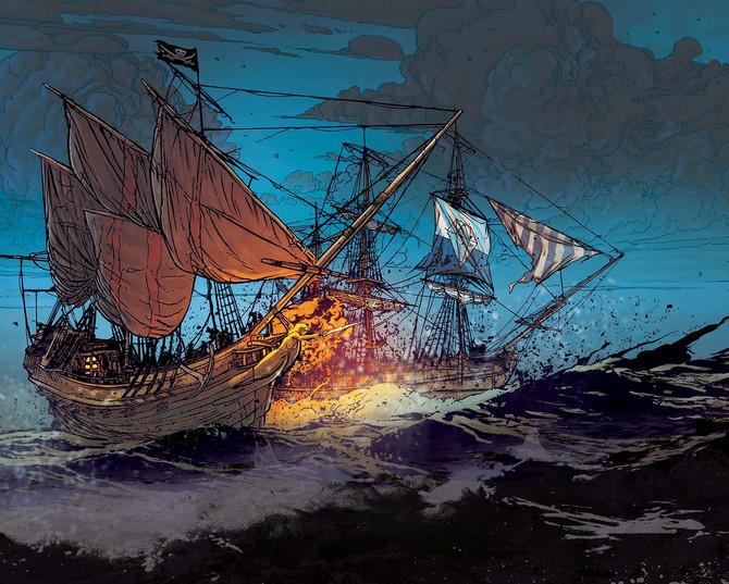 Fragged Seas RPG