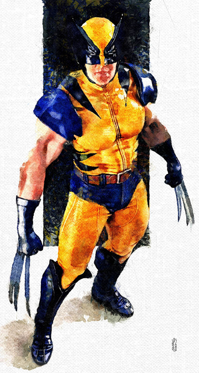 Wolverine Tribute