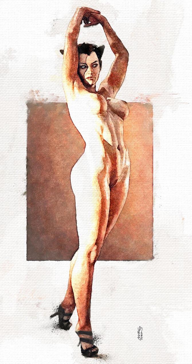 Ulula body Study
