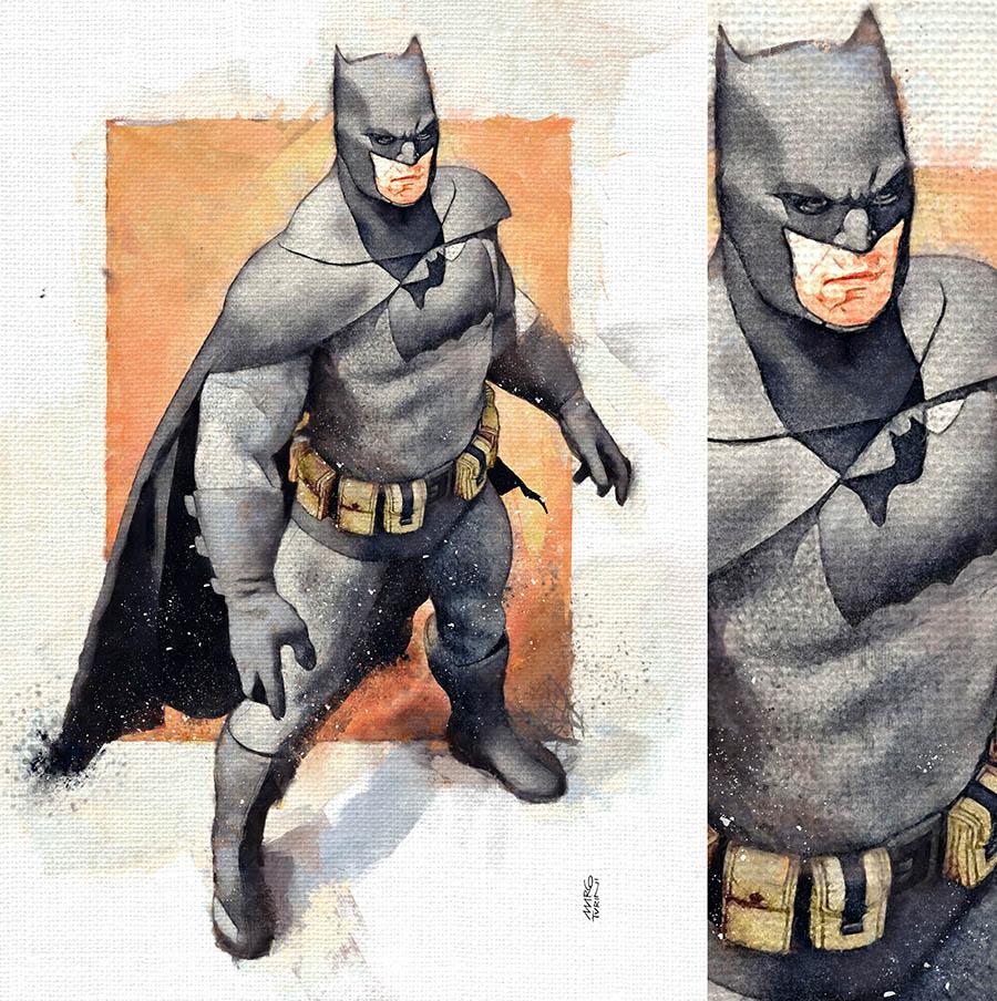 Batman ( old style suit )