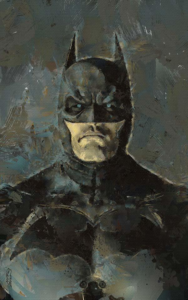 Fast Batman Sketch before sleeping.