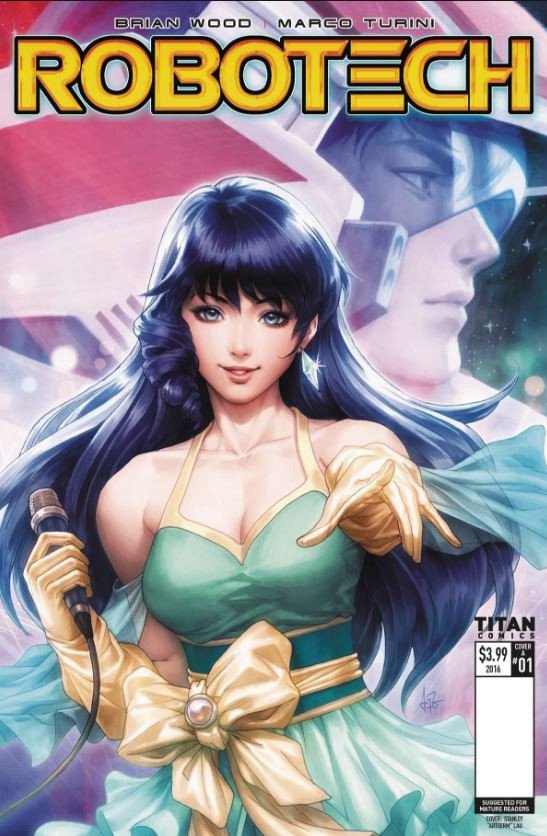 ROBOTECH #1 Sells Out, Goes to Second Printing!