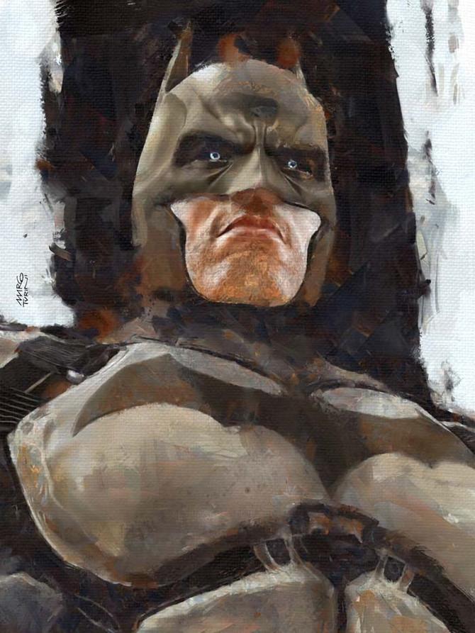 New Batman tribute!