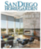 San Diego Home & Garden Lifestyles March 2017 Cover