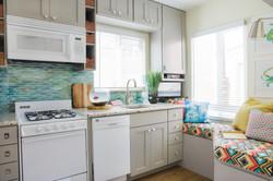 San Diego Small Beach Kitchen