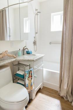 San Diego Small Space Bathroom
