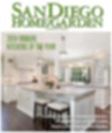 San Diego Home & Garden Lifestyles June 2017 Cover