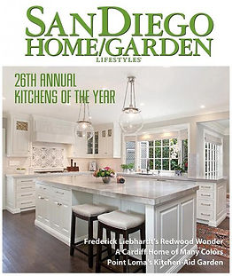 San Diego Home & Garden Lifestyles June 2017 Cover