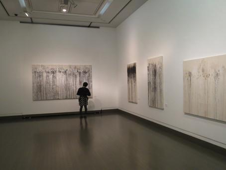 闇からの伝言板 内藤絹子展 / 第一生命南ギャラリー(東京)