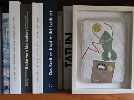 版画工房WERK-STATT  N組 オリジナル版画作品の展示 NO.2