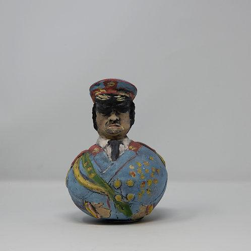Political Shaker: Muammar Gaddafi