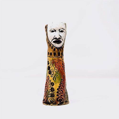 Character Vase: Ludwig
