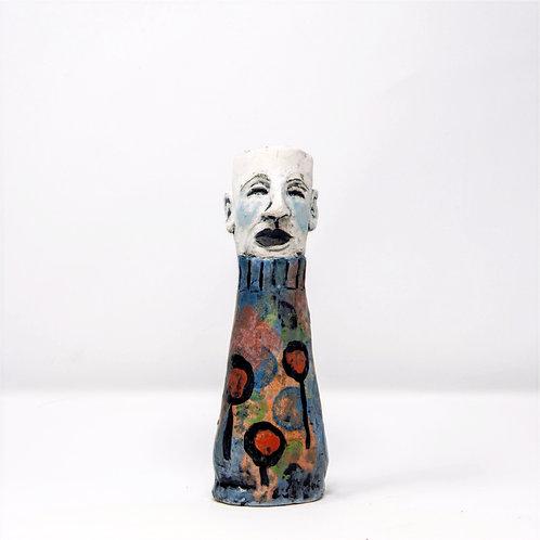 Character Vase: Ingrid