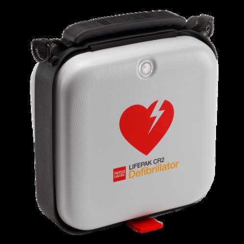 LIFEPAK CR2 AED Fully-Automatic Defibrillator WiFi