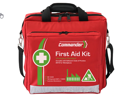 Commander 6 Series – First Aid Kit (Versatile Softpack)