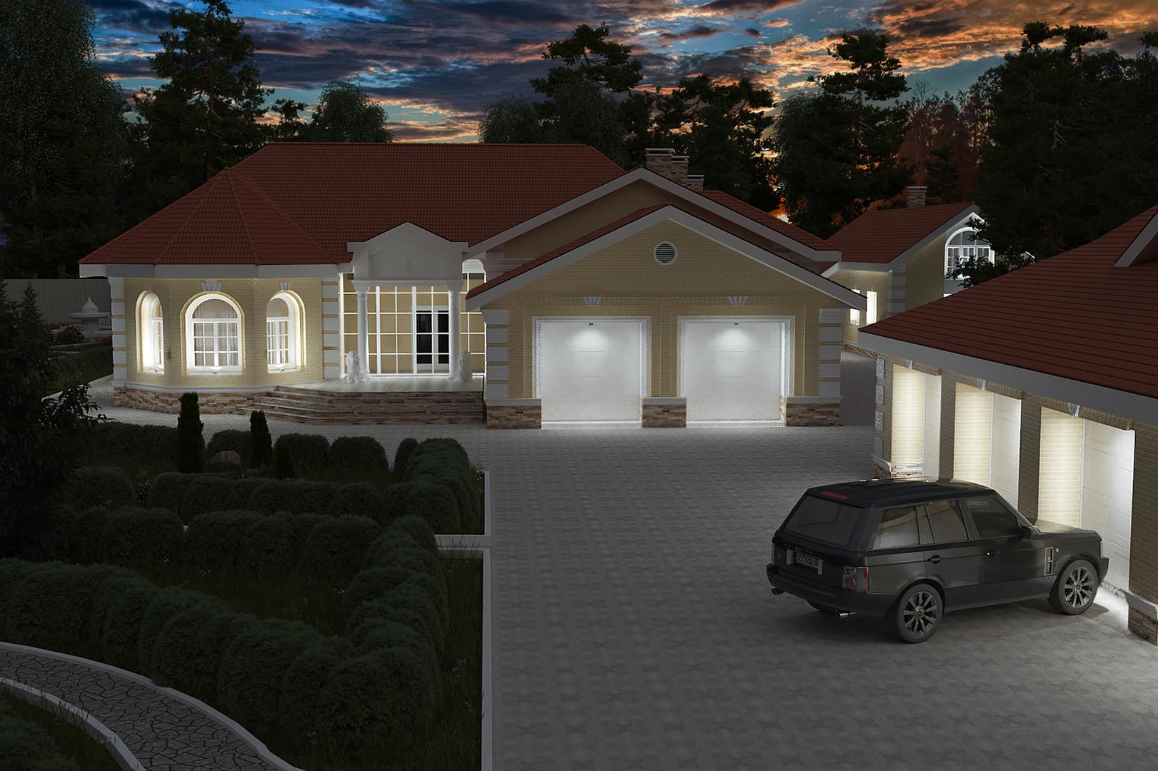 Светодиодные светильники уличного освещения CERTUS Lighting Такое освещение способно не только помочь человеку сориентироваться в темноте и отыскать нужное здание, но и выгодно подчеркнуть интересные дизайнерские решения и архитектуру объекта