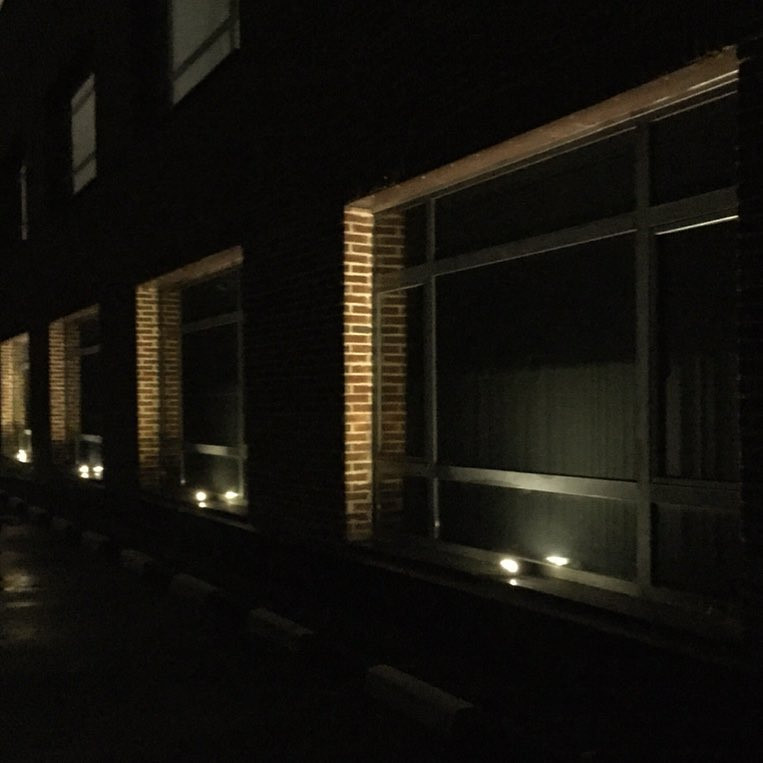 Фасадное освещение проект для бизнес центра | Certus Lighting