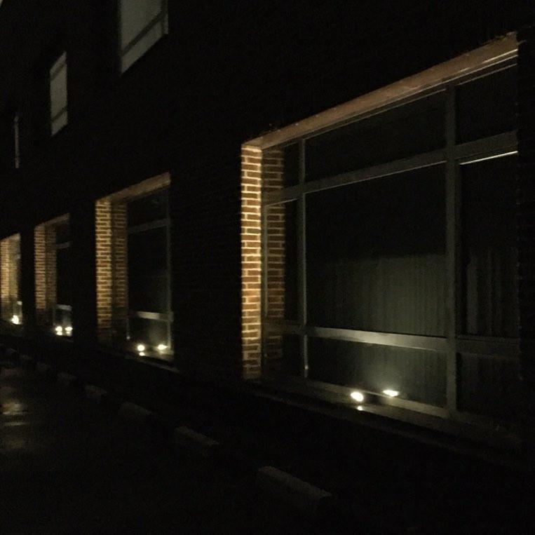Фасадное освещение проект для бизнес центра   Certus Lighting