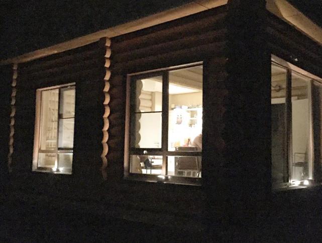 Уличный свет для загородного дома RAY   Certus Lighting