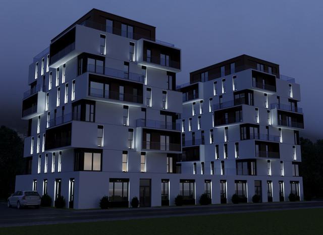 Освещение фасада