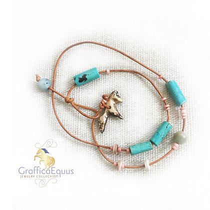 Between Heaven and Earth Little Horse Bracelet