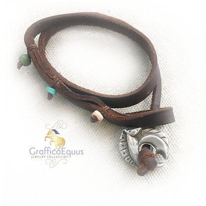 Allegro Horse Bracelet