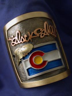 CO Badge