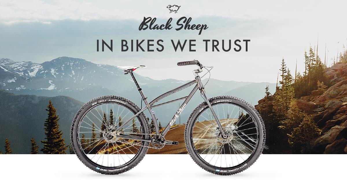 Black Sheep | Custom-Fit Bicycle Shop | Colorado