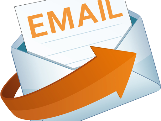 Sign Up to Receive Email Receipts