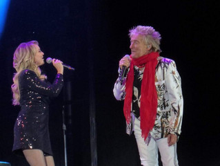 Rod Stewart 2019 European Tour