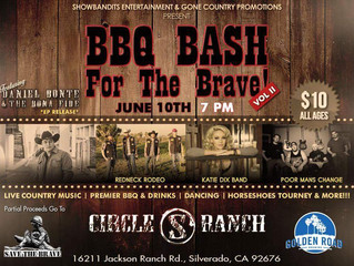 BBQ BASH FOR THE BRAVE