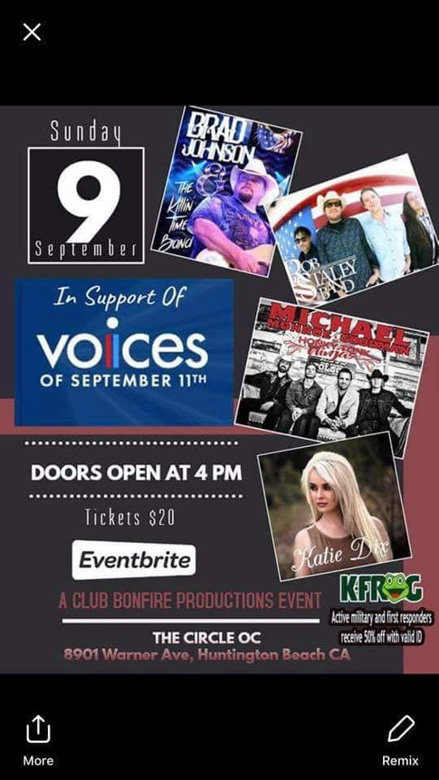 Voices Of September 11th