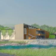 Unbuilt: Wellsprings Center for Professional Futures
