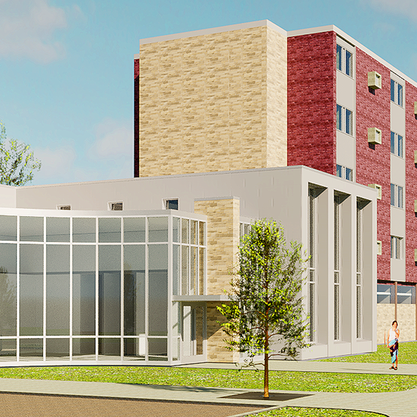 IN PROGRESS: Mississippi School of Math and Science