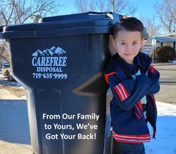 Carefree Disposal Kidz Krew