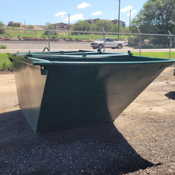 8yard dumpster