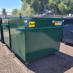 3 yard recycle