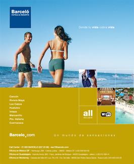 Hoteles Barcelo México