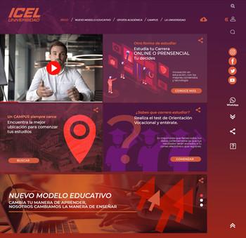 Prototipo Portal ICEL